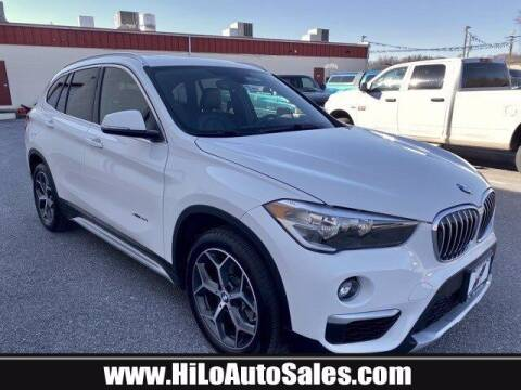 2018 BMW X1 for sale at Hi-Lo Auto Sales in Frederick MD