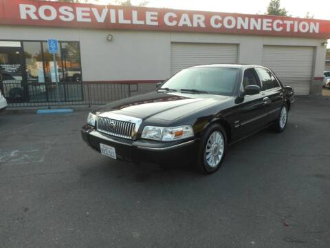2010 Mercury Grand Marquis for sale at ROSEVILLE CAR CONNECTION in Roseville CA
