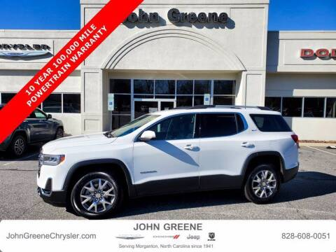 2020 GMC Acadia for sale at John Greene Chrysler Dodge Jeep Ram in Morganton NC