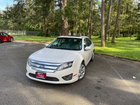 2010 Ford Fusion for sale at Apex Motors Parkland in Tacoma WA