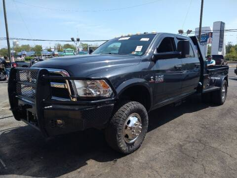 2015 RAM Ram Chassis 3500 for sale at P J McCafferty Inc in Langhorne PA