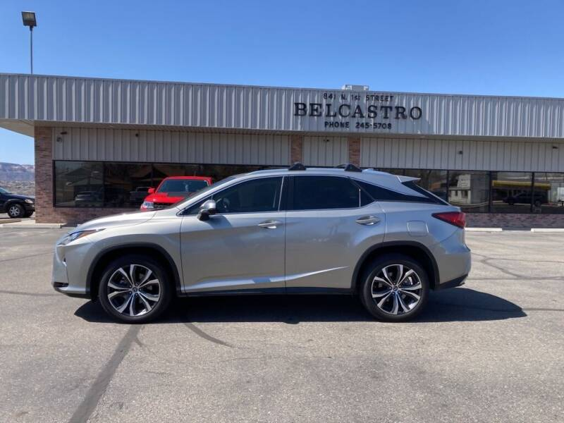 2018 Lexus RX 350 for sale at Belcastro Motors in Grand Junction CO