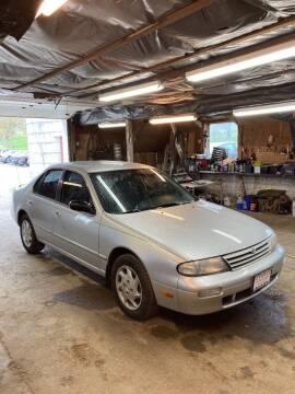 1997 Nissan Altima for sale at Lavictoire Auto Sales in West Rutland VT