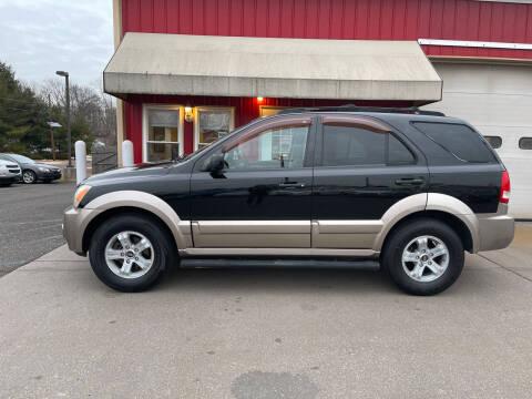 2005 Kia Sorento for sale at JWP Auto Sales,LLC in Maple Shade NJ