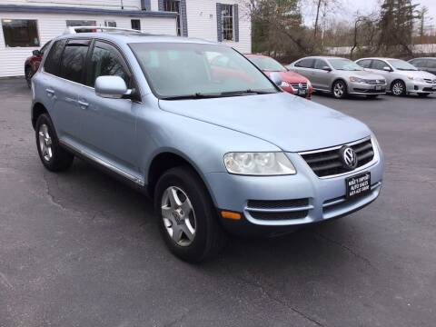 2006 Volkswagen Touareg for sale at Mikes Import Auto Sales INC in Hooksett NH
