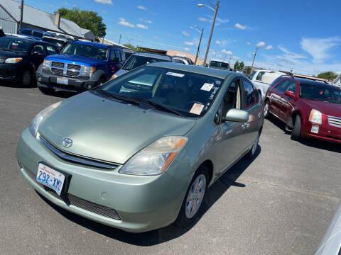 2006 Toyota Prius for sale at Cliff's Qualty Auto Sales in Spokane WA