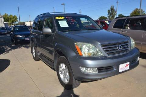 2004 Lexus GX 470 for sale at AP Auto Brokers in Longmont CO