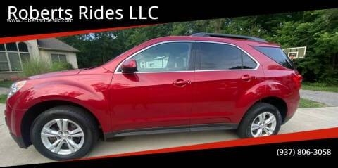 2015 Chevrolet Equinox for sale at Roberts Rides LLC in Franklin OH
