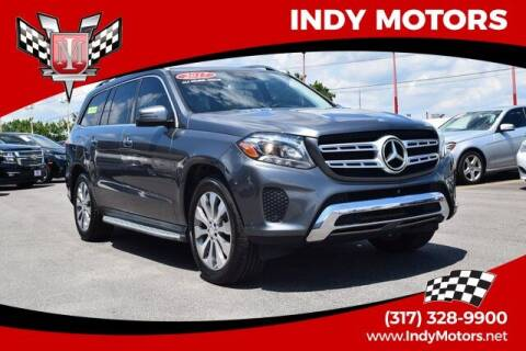 2017 Mercedes-Benz GLS for sale at Indy Motors Inc in Indianapolis IN