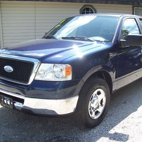 2008 Ford F-150 for sale at Edgewater of Mundelein Inc in Wauconda IL