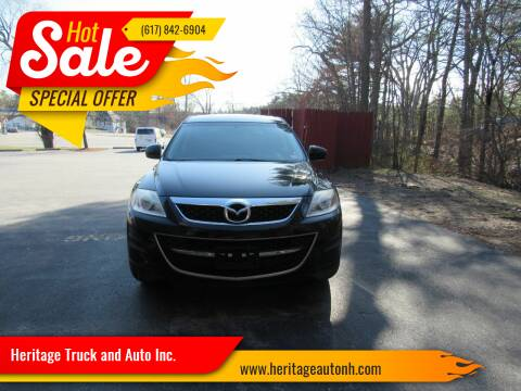 2011 Mazda CX-9 for sale at Heritage Truck and Auto Inc. in Londonderry NH