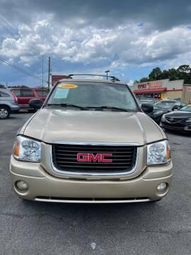 2004 GMC Envoy XL for sale at SRI Auto Brokers Inc. in Rome GA