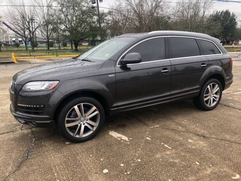2015 Audi Q7 for sale at Southeast Auto Inc in Walker LA