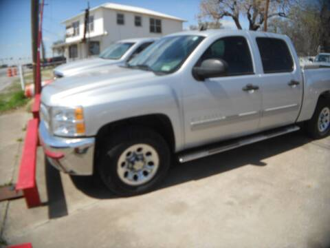 2013 Chevrolet Silverado 1500 for sale at CARDEPOT in Fort Worth TX