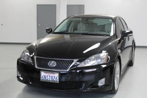 2010 Lexus IS 250 for sale at Mag Motor Company in Walnut Creek CA