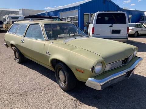 1974 Ford Pinto for sale at AFFORDABLY PRICED CARS LLC in Mountain Home ID
