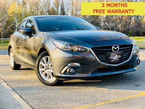 2015 Mazda MAZDA3 for sale at Boise Auto Group in Boise ID
