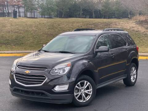 2016 Chevrolet Equinox for sale at Diamond Automobile Exchange in Woodbridge VA