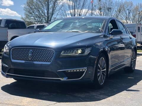 2019 Lincoln MKZ for sale at Capital Motors in Raleigh NC