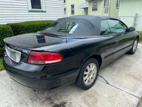 2006 Chrysler Sebring for sale at English Autos in Grove City PA