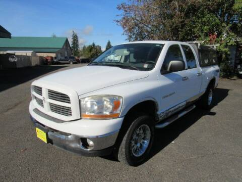 2006 Dodge Ram Pickup 1500 for sale at Triple C Auto Brokers in Washougal WA