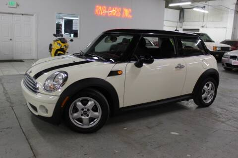 2010 MINI Cooper for sale at R n B Cars Inc. in Denver CO