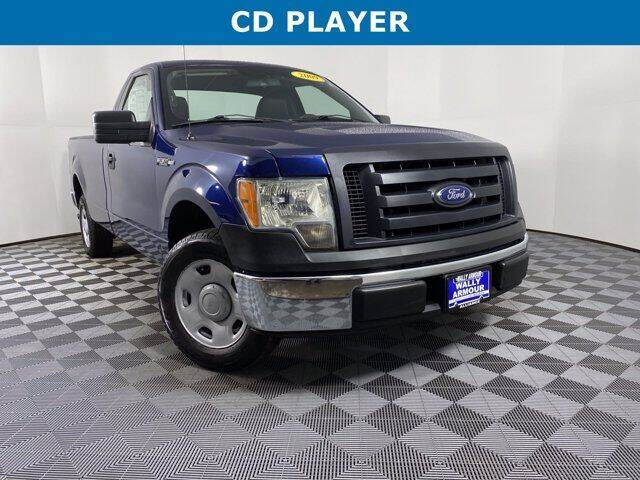 2009 Ford F-150 for sale at GotJobNeedCar.com in Alliance OH