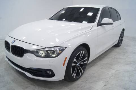 2018 BMW 3 Series for sale at Sacramento Luxury Motors in Carmichael CA