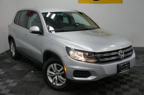2012 Volkswagen Tiguan for sale at Carousel Auto Group in Iowa City IA