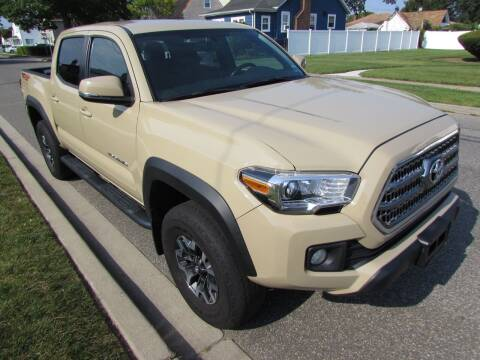 2017 Toyota Tacoma for sale at First Choice Automobile in Uniondale NY