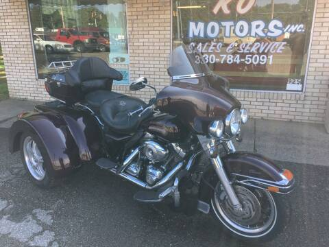2007 Harley-Davidson TRIKE for sale at K O Motors in Akron OH