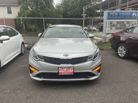 2019 Kia Optima for sale at Buy Here Pay Here Auto Sales in Newark NJ