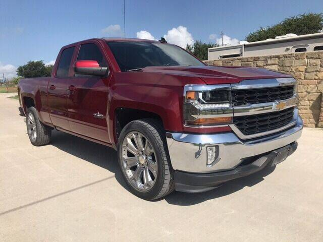2018 Chevrolet Silverado 1500 for sale at Hi-Tech Automotive - Congress in Austin TX
