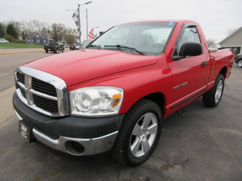 2007 Dodge Ram Pickup 1500 for sale at Dam Auto Sales in Sioux City IA