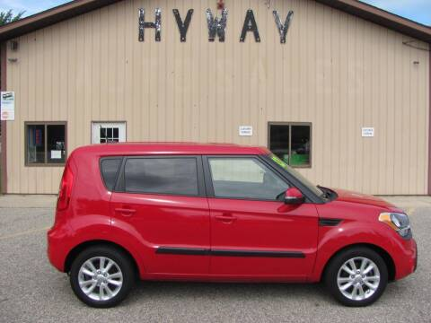 2013 Kia Soul for sale at HyWay Auto Sales in Holland MI