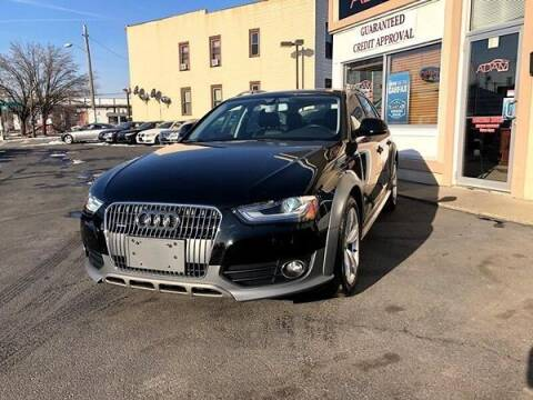 2013 Audi Allroad for sale at ADAM AUTO AGENCY in Rensselaer NY