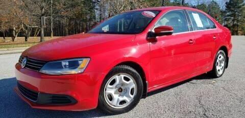 2013 Volkswagen Jetta for sale at Chris Motors in Decatur GA