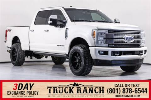 2017 Ford F-350 Super Duty for sale at Truck Ranch in American Fork UT