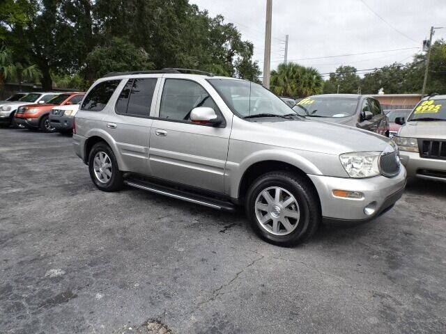 2005 Buick Rainier for sale at DONNY MILLS AUTO SALES in Largo FL