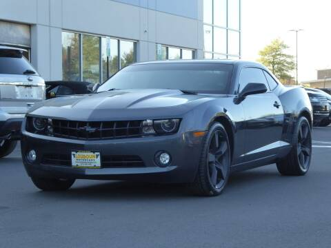 2013 Chevrolet Camaro for sale at Loudoun Used Cars - LOUDOUN MOTOR CARS in Chantilly VA