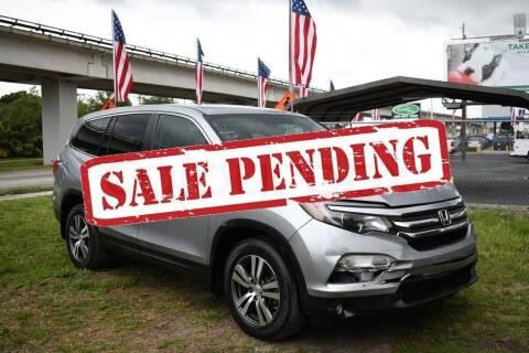 2017 Honda Pilot for sale at STS Automotive - Miami, FL in Miami FL