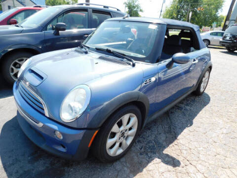 2005 MINI Cooper for sale at WOOD MOTOR COMPANY in Madison TN