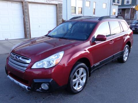 2013 Subaru Outback for sale at Broadway Auto Sales in Somerville MA