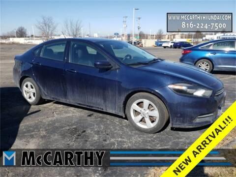 2016 Dodge Dart for sale at Mr. KC Cars - McCarthy Hyundai in Blue Springs MO