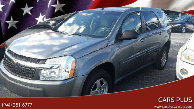 2006 Chevrolet Equinox for sale at Cars Plus in Sarasota FL