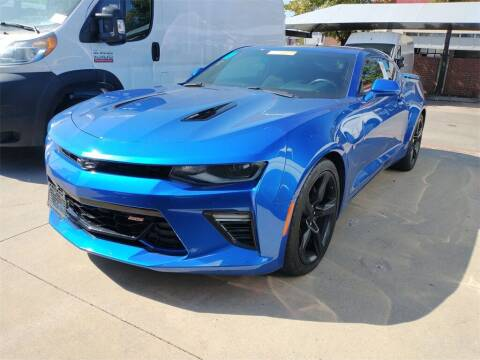 2017 Chevrolet Camaro for sale at Excellence Auto Direct in Euless TX
