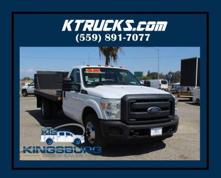 2013 Ford F-350 Super Duty for sale at Kingsburg Truck Center in Kingsburg CA
