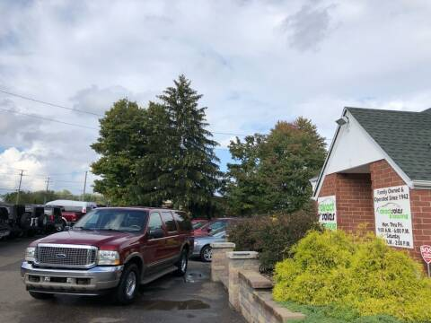 2002 Ford Excursion for sale at Direct Sales & Leasing in Youngstown OH