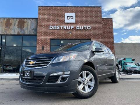 2014 Chevrolet Traverse for sale at Dastrup Auto in Lindon UT