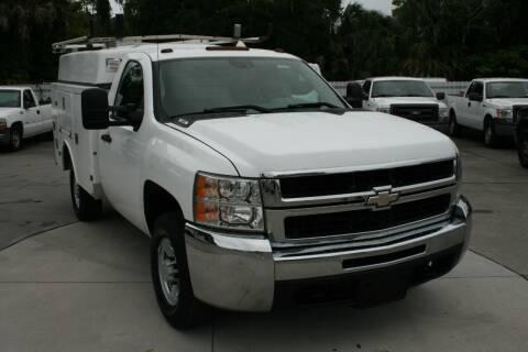 2008 Chevrolet Silverado 2500HD for sale at Mike's Trucks & Cars in Port Orange FL